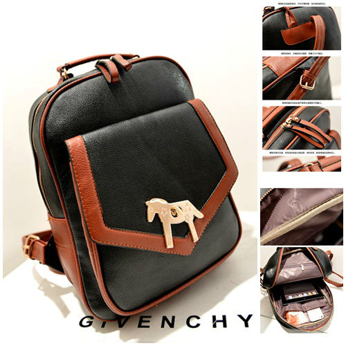 B3028 IDR.201.000 MATERIAL PU SIZE L35XH26XW9CM WEIGHT 900GR COLOR BLACK
