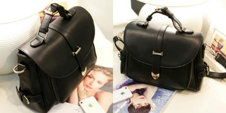 B306 IDR.167.000 MATERIAL PU SIZE L33XH23XW9CM,STRAP-120CM WEIGHT 950GR COLOR BLACK