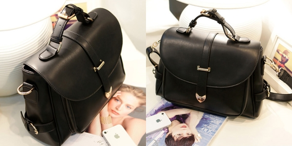 B306 IDR.170.000 MATERIAL PU SIZE L33XH23XW9CM,STRAP120CM WEIGHT 950GR COLOR BLACK
