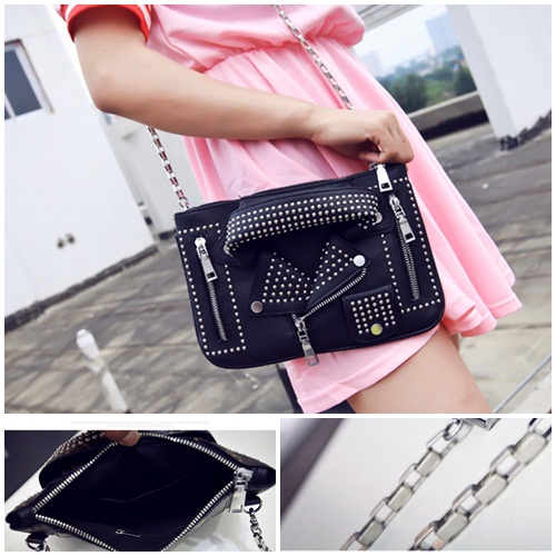 B3131 IDR.155.000 MATERIAL PU SIZE L25XH15CM WEIGHT 400GR COLOR BLACK