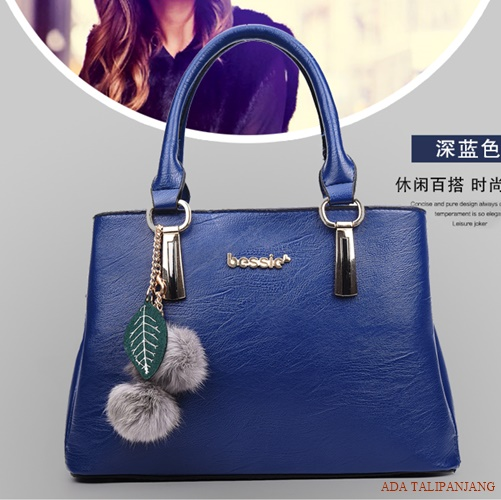 B3306 IDR.187.000 MATERIAL PU SIZE l30XH21XW13CM WEIGHT 900GR COLOR BLUE