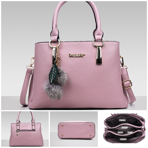 B3306 IDR.187.000 MATERIAL PU SIZE l30XH21XW13CM WEIGHT 900GR COLOR PINK
