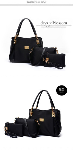 B3316 MATERIAL NYLON SIZE L30XH23XW9CM WEIGHT 1000GR COLOR BLACK