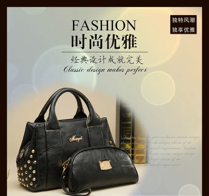 B365 (2in1) IDR.231.000 MATERIAL PU SIZE L32XH23XW13CM WEIGHT 950GR COLOR BLACK