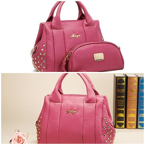 B365 (2in1) IDR.231.000 MATERIAL PU SIZE L32XH23XW13CM WEIGHT 950GR COLOR RED