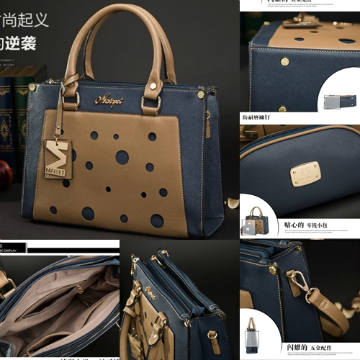 B367-(2in1) IDR.229.000 MATERIAL PU SIZE L26XH26XW11CM WEIGHT 1100GR COLOR BLUE