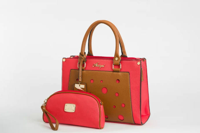 B367-(2in1) IDR.229.000 MATERIAL PU SIZE L26XH26XW11CM WEIGHT 1100GR COLOR RED