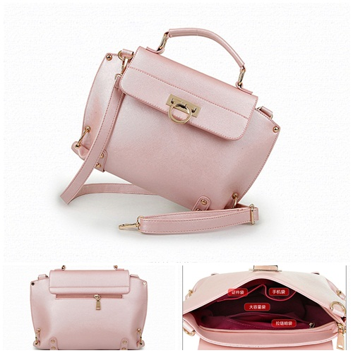 B412 IDR.205.000 MATERIAL PU SIZE L32XH22XW10CM WEIGHT 750GR COLOR PINK