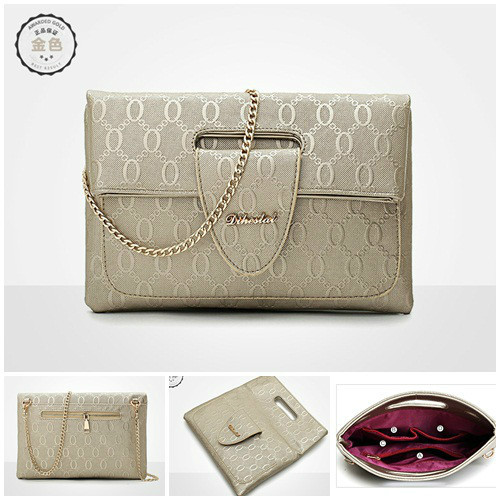 B413 IDR.197.000 MATERIAL PU SIZE L28XH19-29CM WEIGHT 600GR COLOR GOLD