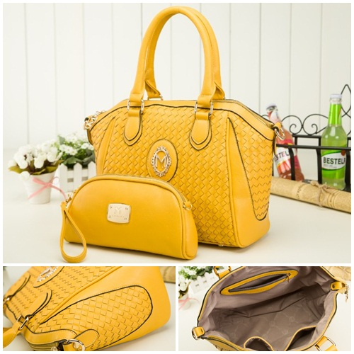 B423(2in1) IDR.225.000 MATERIAL PU SIZE L40XH27XW13CM WEIGHT 950GR COLOR YELLOW
