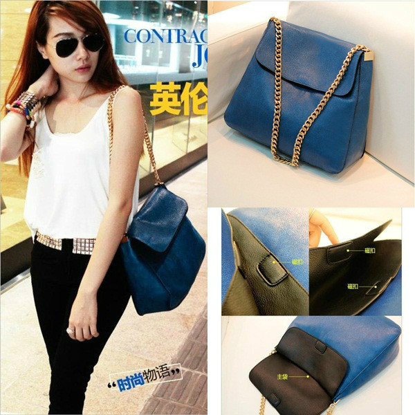 B442-2in1 IDR.180.000 MATERIAL PU SIZE L31XH27XW14CM WEIGHT 800GR COLOR BLUE