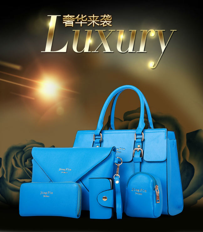 B460-(5in1) IDR.225.000 MATERIAL PU SIZE L32XH25XW13CM WEIGHT 1500GR COLOR BLUE