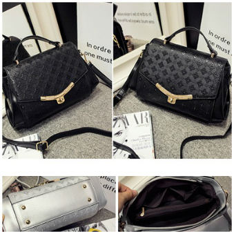 B509 IDR.216.000 MATERIAL PU SIZE L23XH18XW12CM WEIGHT 900GR COLOR BLACK