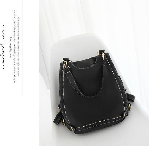 B521 IDR.195.000 MATERIAL PU SIZE L32XH29XW13CM WEIGHT 900GR COLOR BLACK
