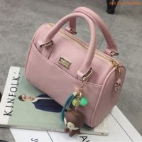 B5361 MATERIAL PU SIZE L22XH16XW12CM WEIGHT 600GR COLOR PINK