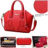 B539 IDR.230.000 MATERIAL PU SIZE L29XH24XW10CM WEIGHT 900GR COLOR RED