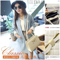 B545 IDR.195.000 MATERIAL PU SIZE L28XH20XW11CM WEIGHT 750GR COLOR BEIGE