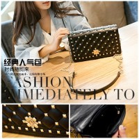 B546 IDR.182.000 MATERIAL PU SIZE L25XH15XW8CM WEIGHT 650GR COLOR BLACK