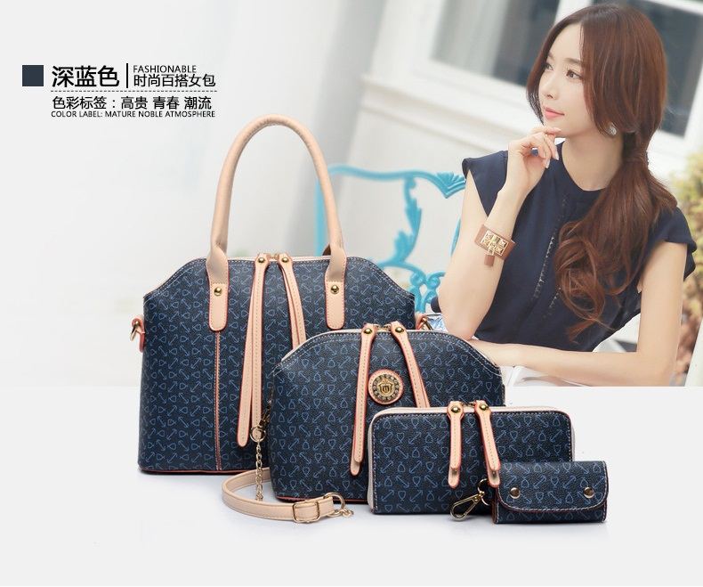 B557-(4in1) IDR.230.000 MATERIAL PU SIZE L33XH25XW12CM WEIGHT 1400GR COLOR DARKBLUE