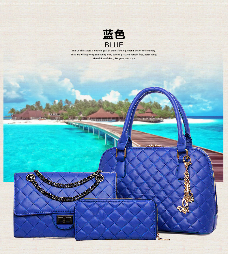 B567(3in1) IDR.215.000 MATERIAL PU SIZE L32XH22XW13CM WEIGHT 1300GR COLOR BLUE