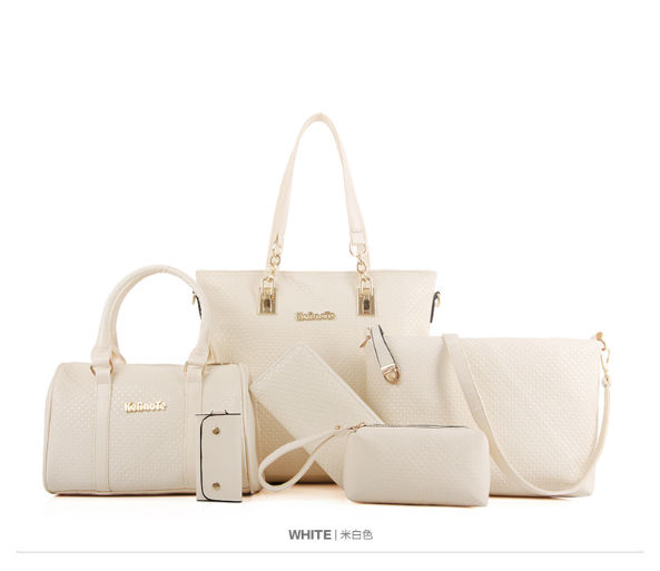 B581-(6in1) IDR.235.000 MATERIAL PU SIZE L29XH28XW13CM WEIGHT 1600GR COLOR BEIGE