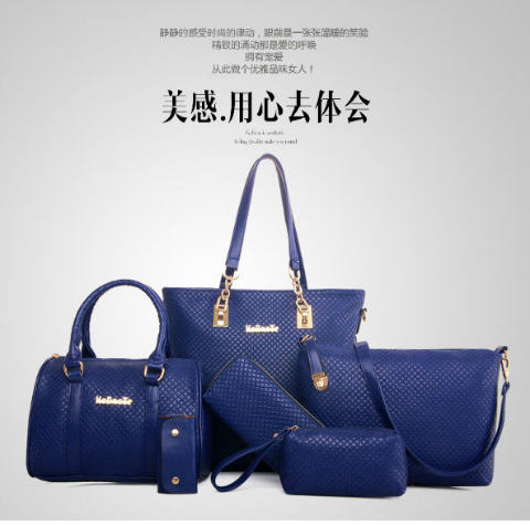 B581-(6in1) IDR.235.000 MATERIAL PU SIZE L29XH28XW13CM WEIGHT 1600GR COLOR BLUE