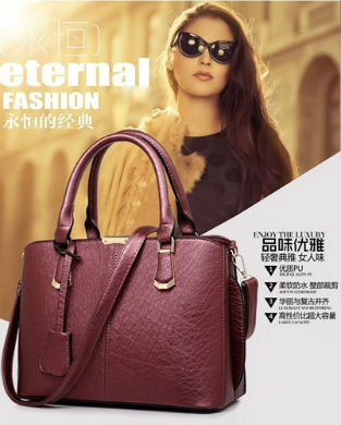 B584 IDR.202.000 MATERIAL PU SIZE L30XH22XW15CM WEIGHT 850GR COLOR RED