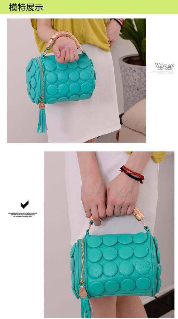 B591 IDR.162.000 MATERIAL PU SIZE L20XH18CM WEIGHT 650GR COLOR GREEN