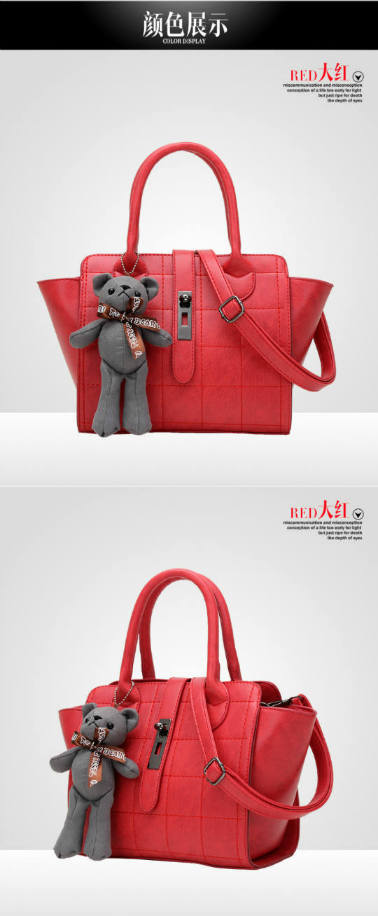 B612 IDR.192.000 MATERIAL PU SIZE L24XH21XW14CM WEIGHT 800GR COLOR RED