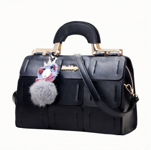B632 MATERIAL PU SIZE L32XH22XW13CM WEIGHT 900GR COLOR BLACK