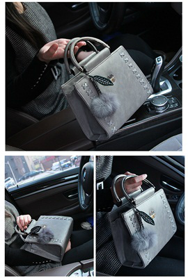 B638 IDR.186.000 MATERIAL PU SIZE L23XH18XW10CM WEIGHT 750GR COLOR GRAY