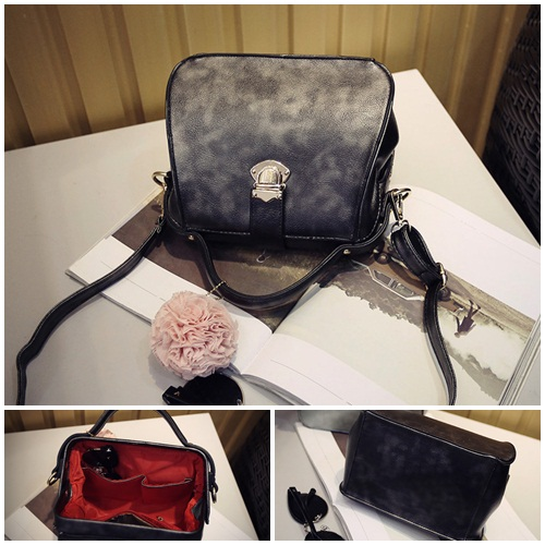 B661 IDR.182.000 MATERIAL PU SIZE L22XH18XW13CM WEIGHT 800GR COLOR BLACK