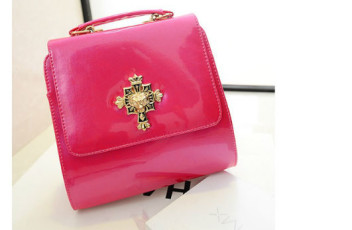 B670 IDR.19O.OOO MATERIAL PU SIZE L25XH25XW10CM WEIGHT 800GR COLOR ROSE.jpg