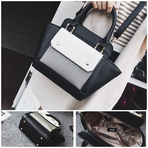 B6810 IDR.192.000 MATERIAL PU SIZE L21XH22XW11CM WEIGHT 950GR COLOR BLACK