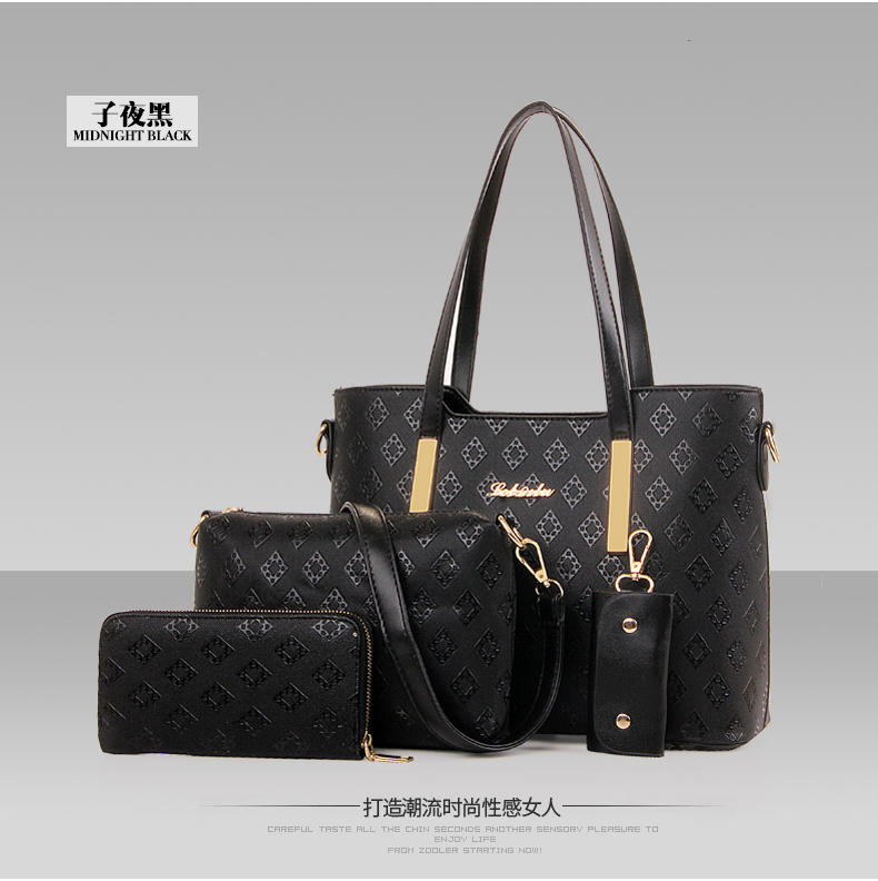 B6840-(4in1) IDR.210.000 MATERIAL PU SIZE L32XH21XW14CM WEIGHT 1300GR COLOR BLACK