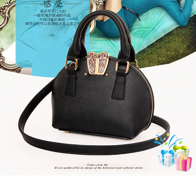 B695 IDR.182.000 MATERIAL PU SIZE L18XH17XW10CM WEIGHT 700GR COLOR BLACK