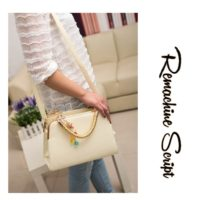 B702 MATERIAL PU SIZE L30XH25XW10CM WEIGHT 800GR COLOR BEIGE