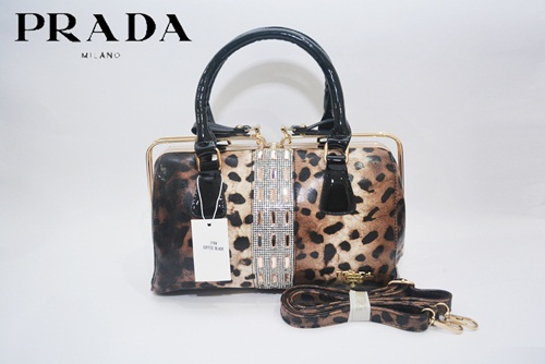 B7190 IDR.255.000 MATERIAL PU SIZE L30XH14XW18CM WEIGHT 1050GR COLOR LEOPARD