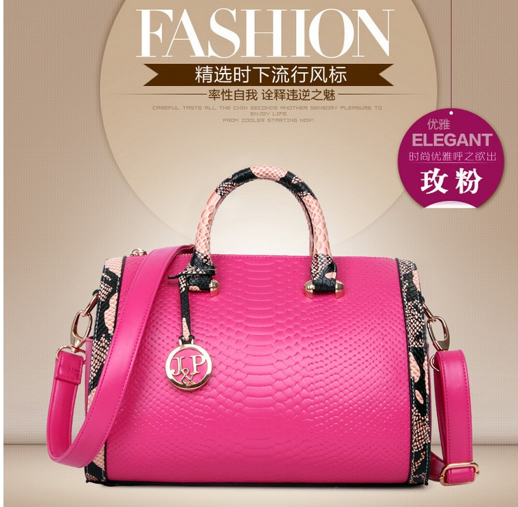 B7366 IDR.217.000 MATERIAL PU SIZE L31XH18XW14CM WEIGHT 800GR COLOR ROSE
