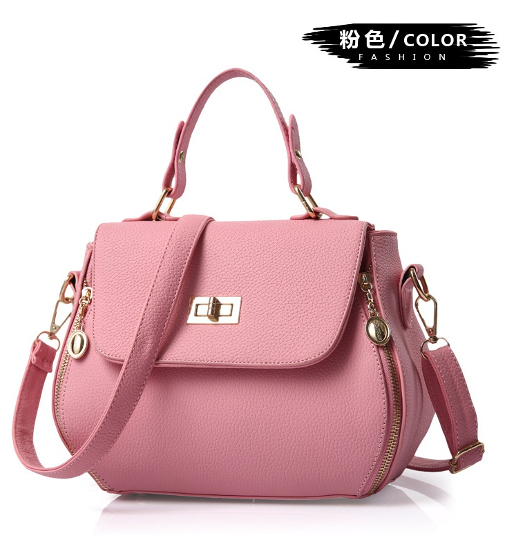 B749 IDR.196.000 MATERIAL PU SIZE L22XH20XW13CM WEIGHT 800GR COLOR PINK
