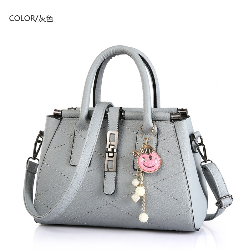 B751 IDR.205.000 MATERIAL PU SIZE L28XH20XW15CM WEIGHT 900GR COLOR GRAY
