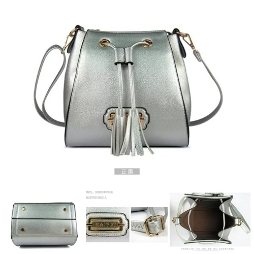 B7530 - Harga Katalog / sebelum Diskon Rp. 185.000 MATERIAL PU SIZE L23XH25XW12CM WEIGHT 650GR COLOR SILVER