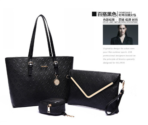 B7776-(3in1) IDR.200.000 MATERIAL PU SIZE L33XH26XW15CM WEIGHT 1100GR COLOR BLACK