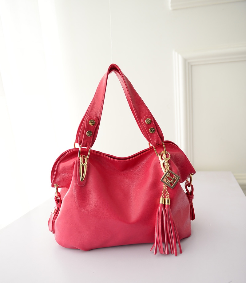 B792 IDR.203.000 MATERIAL PU SIZE L38XH28XW12CM WEIGHT 850GR COLOR ROSE