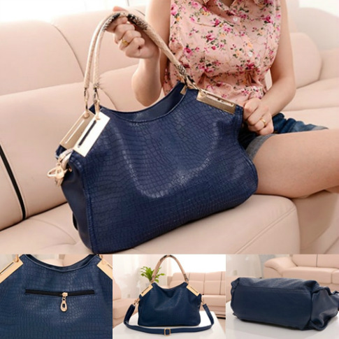 B794 MATERIAL PU SIZE L28XH28XW11CM WEIGHT 1000GR COLOR DARKBLUE