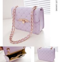 B801 MATERIAL PU SIZE L23XH16XW7CM WEIGHT 500GR COLOR PURPLE