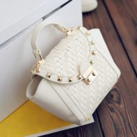 B8035 MATERIAL PU SIZE L16XH17XW9CM WEIGHT 600GR COLOR BEIGE