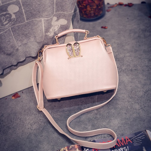 B8088 MATERIAL PU SIZE L24xH17XW12CM WEIGHT 800GR COLOR PINK