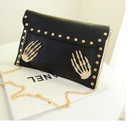B819 IDR.143.000 MATERIAL PU SIZE L30XH22XW2CM WEIGHT 500GR COLOR BLACK