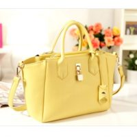 B8239 IDR.175.000 MATERIAL PU SIZE L29XH23XW10CM WEIGHT 610GR COLOR YELLOW